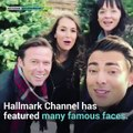 Celebrities in Hallmark Movies