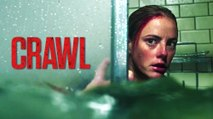 Crawl  Clip - Trapped with an ALLIGATOR ! - Horror Kaya Scodelario