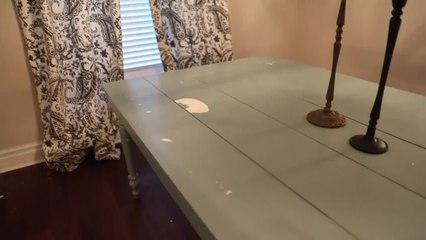 How This Family Got A Gorgeous Farmhouse Table