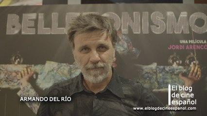 """Entrevista a Armando del Río en la premiere de Barcelona de """"Bellezonismo"""""""