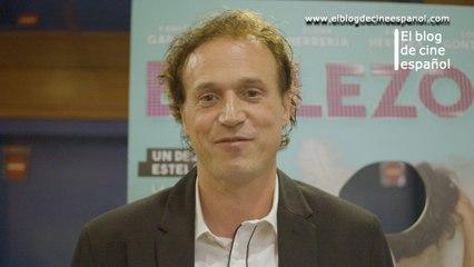 Entrevista al guionista y director Jordi Arencón en la Premiere en Barcelona de la película Bellezonismo