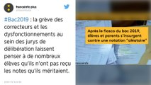 Grève des correcteurs du bac. 69 % des Français estiment que ces professeurs « ont eu tort en retenant les copies »