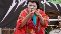 Japanese motley crew slips knots into victory at the world's first-ever Heavy Metal Knitting Championship