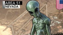 300,000 join event to storm Area 51 to 'see them aliens'
