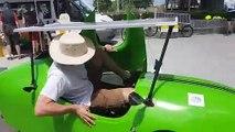 Le Sun trip 200 : les vélos solaires débarquent à Annemasse