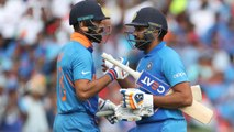 World Cup 2019: Hitman Rohit Sharma overtakes Run Machine Virat Kohli | वनइंडिया हिंदी