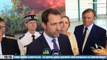 """Femme fauchée à Montpellier : """"les moyens seront renforcés pour éviter ces comportements"""" (Christophe Castaner)"""