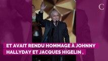 Bernard Lavilliers contraint d'annuler un concert en Suisse en...