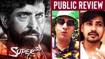 Public Reaction Super 30 | Hrithik Roshan | Mrunal Thakur