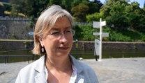 """Stéphanie Scailquin (échevine de la l'Urbanisme et de l'Attractivité urbaine): """"On veut faciliter l'accessibilité à Namur"""""""