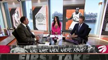 Kawhi to the Lakers would be a 'weak move' – Stephen A. _ First Take