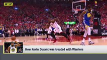 Did the Warriors take Kevin Durant for granted _ Get Up
