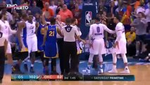 Every Warriors vs Thunder BEEF_FIGHT MOMENTS Since Kevin Durant Joined The Warriors