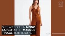 Los vestidos y monos más bonitos que encontrarás en Lefties por menos de 6 €