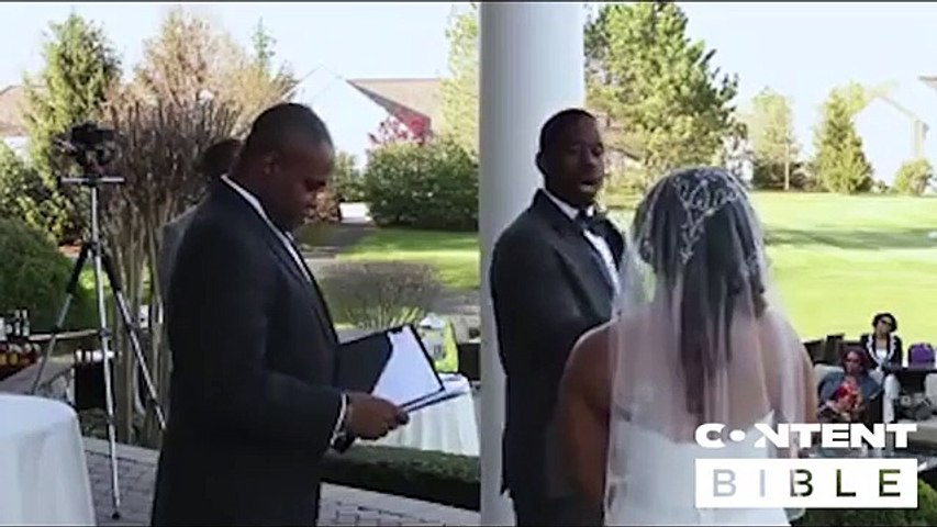 Beautiful Wedding Vows...