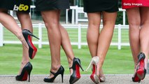 Christian Louboutin Says He is 'Vaguely Horrified' By How Some People Wear His Shoes