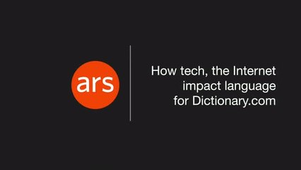 Talking words on the Web with Dictionary.com