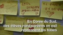 """En Corée du Sud, la """"rééducation"""" des élèves nord-coréens"""