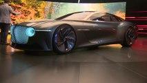Bentley EXP 100 GT Concept Design Preview