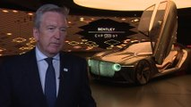 Bentley Reimagines the Future of Grand Touring with the Bentley EXP 100 GT - Adrian Hallmark, Chairman & CEO