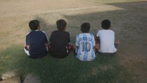 India's poorest kids turn to soccer in a nation where cricket reigns supreme
