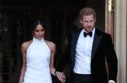 ヘンリー王子とメーガン妃、披露宴ではホイットニー・ヒューストンの曲をチョイス