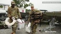 National Guard prepares rescue team for Tropical Storm Barry