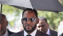 R. Kelly arrasted on sex trafficking charges