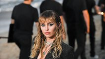 Woolsey wildfire has made Miley Cyrus think twice about motherhood