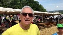 """Tour de France : """"L'occasion de faire connaître le Pays de Montbéliard"""", pour Charles Demouge"""