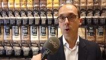 """Geoffroy Gersdorff (secrétaire général de Carrefour Belgique): """"C'est l'objectif de développer les magasins Carrefour BIO en Wallonie, à Bruxelles et en Flandre"""""""