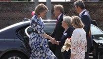 La reine Mathilde a visité une plaine de jeux inclusive à Zoutleeuw