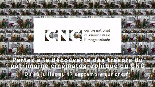 Le patrimoine du 7eme Art à l'honneur cet été sur cnc.fr