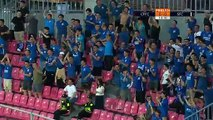 Hebei China Fortune come from behind to beat Shanghai Greenland Shenhua 2-1 in CSL