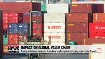 Trade spat between Korea and Japan likely to affect global technology value chains: Experts