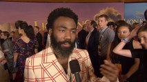 'The Lion King' World Premiere: Donald Glover