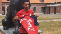 "Saad Agouzoul : ""Réussir au LOSC !"""