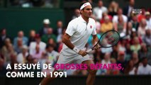 Roger Federer  Ce jour où la légende du tennis s'est inclinée 60 60