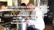 Philippe Gaertner dépose les armes ce 14 juillet