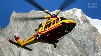Imagens da colisão entre um avião e um helicóptero são recuperadas 6 meses depois