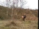 moto cross 125 rm et 250 ktm dirt