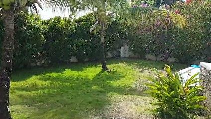 RIO SAN JUAN - VILLA DE 3 CHAMBRES AVEC PISCINE NEUVE PROCHE PLAGE