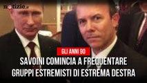 Chi è Savoini, il braccio destro di Salvini | Notizie.it