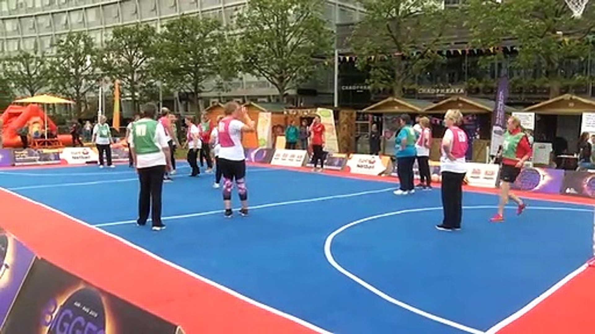 The Netball World Cup In Liverpool!