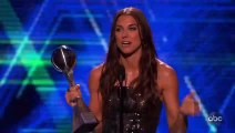 Alex Morgan, USWNT big winners at the ESPYS _ 2019 ESPYS