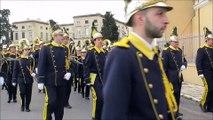 Corfou en Grèce est l'île de la musique