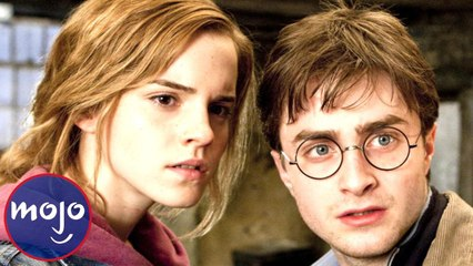 Top 10 Reasons Harry Should've Ended up with Hermione