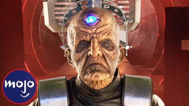 Top 10 Most Powerful Doctor Who Characters