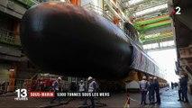 """Marine nationale : inauguration du """"Suffren"""", un sous-marin nouvelle génération"""