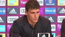 """Bayern - Pavard : """"Un honneur d'être dans l'un des plus grands clubs du monde"""""""